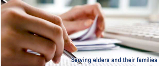 Serving elders and their families